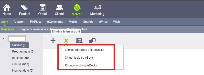 elimina_inserzioni